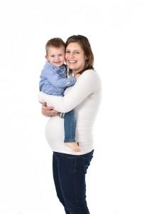 moeder-peuter-zwanger